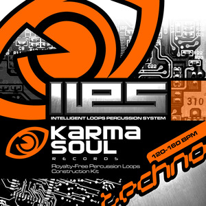 KARMA SOUL RECORDS - ILPS Intelligent Loops Percussion Techno (Sample Pack WAV)
