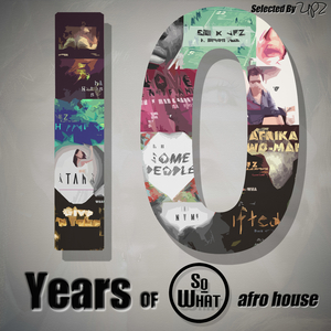 VARIOUS/UPZ - 10 Years Of SoWHAT Records (Afro House/Selected By UPZ)