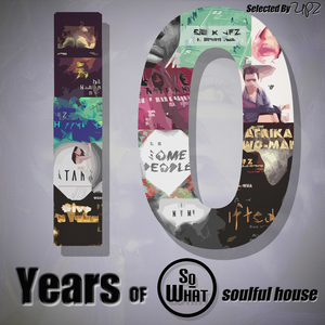 VARIOUS - 10 Years Of Sowhat Records (Soulful House: Selected By UPZ)