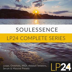 LP24 AUDIO - Soulessence Complete (Sample Pack WAV/LIVE/MIDI/VSTi Presets)