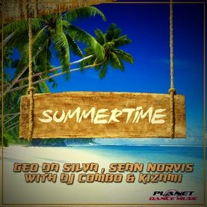 GEO DA SILVA/SEAN NORVIS/DJ COMBO & KIZAMI - Summertime
