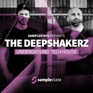 SAMPLESTATE - The Deepshakerz (Sample Pack WAV/APPLE)