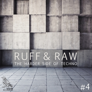 VARIOUS - Ruff & Raw Vol 4 The Harder Side Of Techno