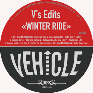 V'S EDITS - Winter Ride