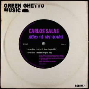 CARLOS SALAS - Acid In My Homs