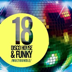 VARIOUS - 18 Disco House & Funky Multibundle