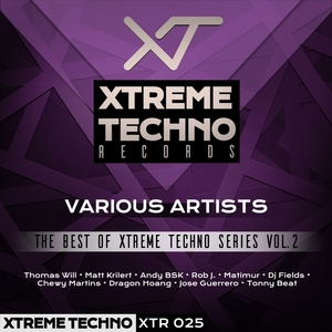 VARIOUS - The Best Of Xtreme Techno Series Vol 2