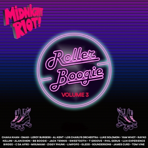 VARIOUS - Roller Boogie Vol 3 (unmixed tracks)