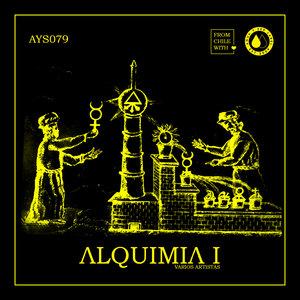 JULIO M/JAVIER LABARCA/CLAUDIO SOLIS/DELPHIE/DIEGO IRIGOIN - Alquimia 1