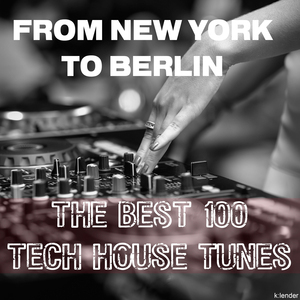 VARIOUS - From New York To Berlin The Best 100 Tech House Tunes