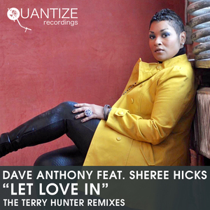 DAVE ANTHONY feat SHEREE HICKS - Let Love In