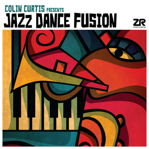 COLIN CURTIS/VARIOUS - Colin Curtis Presents Jazz Dance Fusion