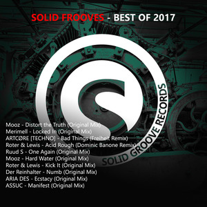 VARIOUS - Solid Grooves Best Of 2017