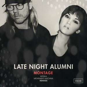 LATE NIGHT ALUMNI - Montage