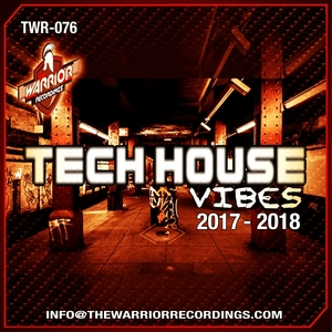 VARIOUS - Tech House Vibes 2017-2018
