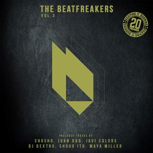 SHOSHO/JUAN DDD/JAVI COLORS/DJ DEXTRO/SHOGO ITO & MAYA MILLER - The Beatfreakers Vol 3