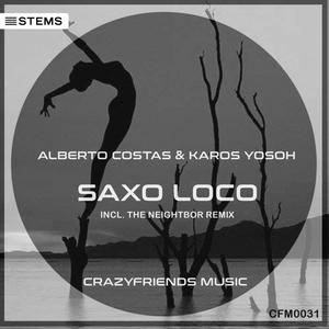 ALBERTO COSTAS/KAROS YOSOH - Saxo Loco