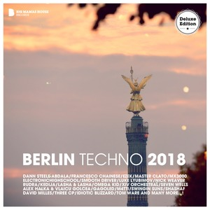 VARIOUS - Berlin Techno 2018 (Deluxe Version)