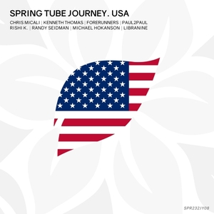 VARIOUS - Spring Tube Journey USA