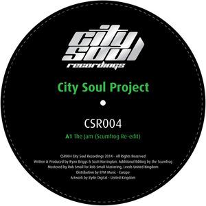 CITY SOUL PROJECT - The Jam The Scumfrog Re-edit