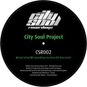 CITY SOUL PROJECT - CSR002