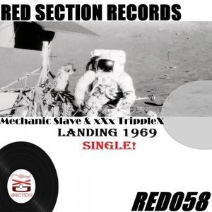 XXX TRIPPLEX/MECHANIC SLAVE - Landing 1969