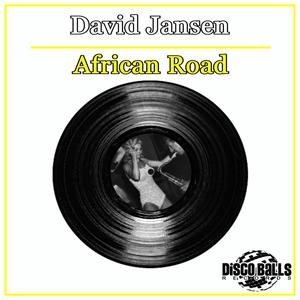DAVID JANSEN - African Road