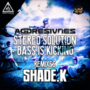 AGGRESIVNES - Stereo Solution & Bass Is Kicking Remixes