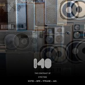 KOTEI/BFM/9TRANE/AKI - The Contrast EP