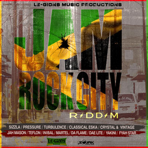 VARIOUS - JamRock City Riddim