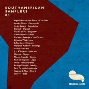 VARIOUS - Southamerican Sampler 001
