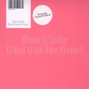 DAVE CLARKE - What Was Her Name