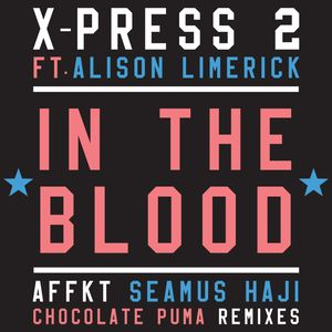 X-PRESS 2 - In The Blood (feat Alison Limerick)