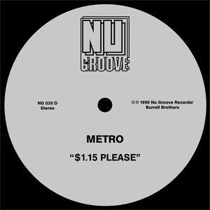 METRO - $1.15 Please