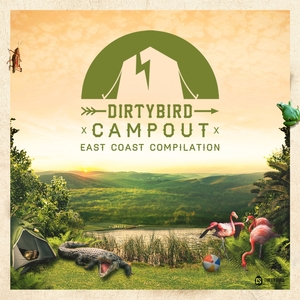 DATELESS/VARIOUS - Dirtybird Campout East Coast Compilation (unmixed tracks)