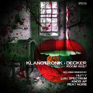 KLANGTRONIK & DECKER - Room 1410 EP