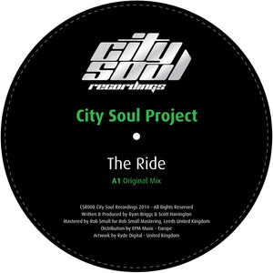 CITY SOUL PROJECT - The Ride