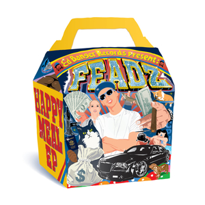 FEADZ - Happy Meal EP
