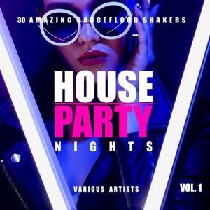 VARIOUS - House Party Nights (30 Amazing Dancefloor Shakers) Vol 1