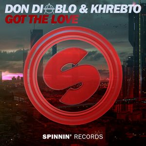 DON DIABLO/KHREBTO - Got The Love