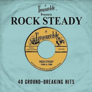 VARIOUS - Treasure Isle Presents/Rock Steady