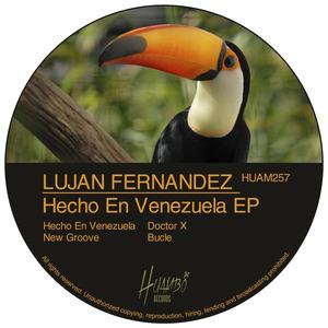 LUJAN FERNANDEZ - Hecho En Venezuela EP