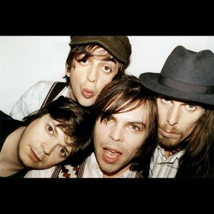 SUPERGRASS - Sessions EP (Live At Virgin Hollywood)