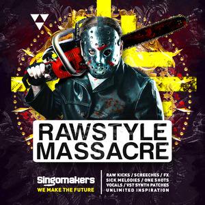 SINGOMAKERS - Rawstyle Massacre (Sample Pack WAV/APPLE/LIVE/REASON)