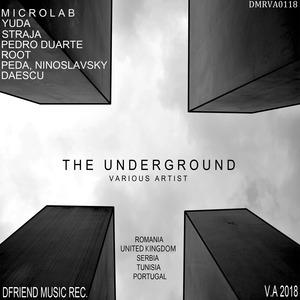 VARIOUS - The Underground EP