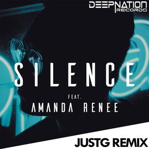 JUSTG feat AMANDA RENEE - Silence
