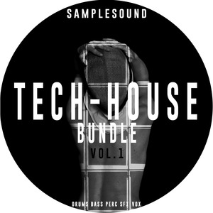 SAMPLESOUND - Tech-House Bundle Vol 1 (Sample Pack WAV)