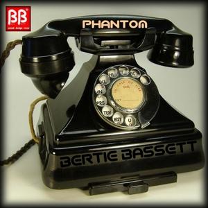 BERTIE BASSETT - Phantom