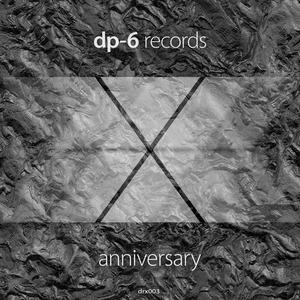 VARIOUS/DP-6 - DP-6 Records Anniversary X3