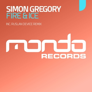 SIMON GREGORY - Fire & Ice